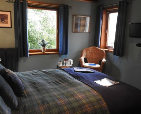 Stoats Tail room with views & ensuite