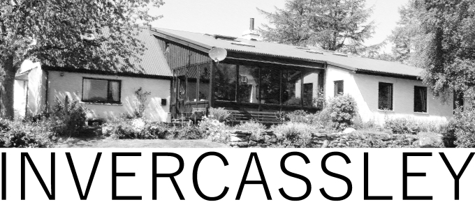 Bed and Breakfast at Invercassley Cottage