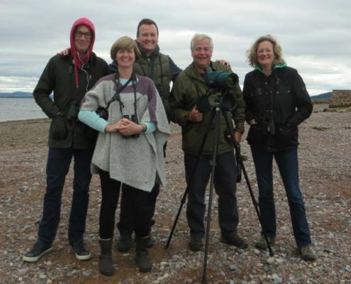 wildlife tour group