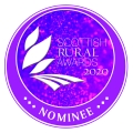 Nominee for Scottish Rural Awards
