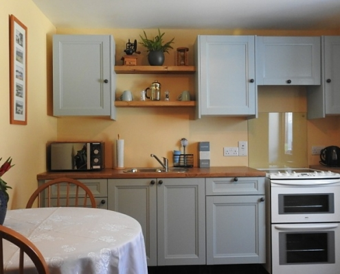 Self Catering at Invercassley Cottage
